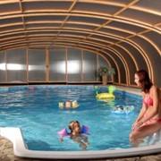 Павильоны для бассейнов из ПВХ материала фото