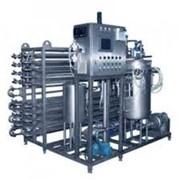 Оборудование технологическое для пищевой, промышленности: Автоматический модуль приёмки молока фото