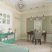 Интерьер квартиры в пастельных тонах фото