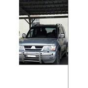 Mitsubishi Pajero 3 фото