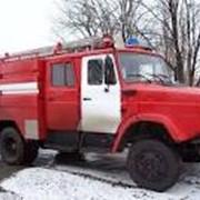 Спецтехника пожарная фото