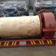 Лебедка маневровая электрическая ЛМ-10 с тросом фото