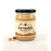 Паста Арахисовая Бурундук с мёдом фото