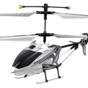 Вертолет i-helicopter 173 silver фото