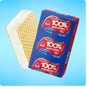 Мороженое в брикете 100% мороженое фото