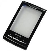 Тачскрин (сенсорное стекло) для Sony X10 mini black фото