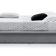 Кровать двуспальная Novamobili Stitch фото