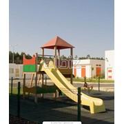 Оборудование для детских площадок / Опора проф фото