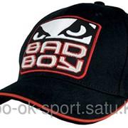 Бейсболка Bad Boy Team Logo фото