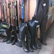 Ботинки, сапоги для рыбалки фото
