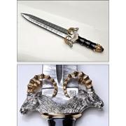 Нож Охота на архара коллекционного типа. фото