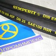 Гидравлические шланги высокого и низкого давления SEMPERIT. фото