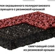 Покрытие для беговых дорожек Маснипур 8+3 фото