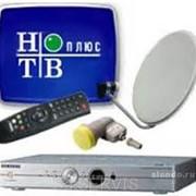 Трансляция цифрового пакета НТВ+ фото