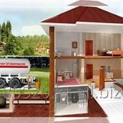 Газификация частных домов фото