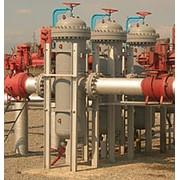 Фильтрысепараторы газа для максимального рабочего давления среды до PNmax8,0 МПа фото