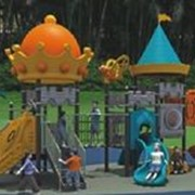 Детская игровая площадка ДП10045A фото