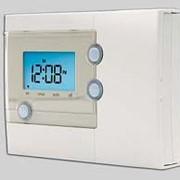 Термостат. 2-х канальный программатор (таймер) для отопления и ГВС Salus EP200 фото