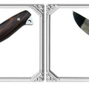 Нож цельнометаллический №2 доступная цена фото