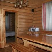 Бани срубы деревянные котеджы беседки изготовитель фото