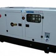 Дизель генератор АД 12-Т230 однофазный в шумозащитном кожухе фото
