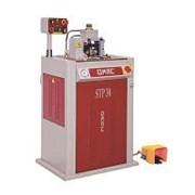 OMAC STP 30.Гидравлический каландр (пресс) для тиснения узора на поверхности полос и ремней фото