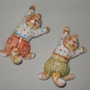 Изделия из глазурованной керамики фото