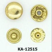 Кнопка Альфа 12,5мм, Код: КА-12515 фото