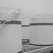 Хранение нефтепродуктов в Балхашской нефтебазе фото
