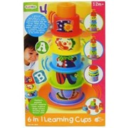 Пирамидка стаканчики PlayGo 2395 фото