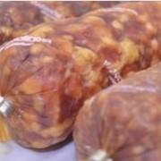 Съедобная колбасная оболочка Viscofan EW-D-KD - кольцевой аналог фото
