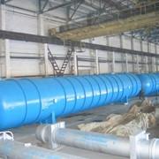 Сосуды цилиндрические горизонтальные для сжиженных углеводородных газов пропана и бутана фото