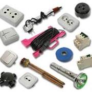Изделия электротехнические бытовые фото