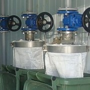 Мешки для обезвоживания осадка фильтрующие гидрофобные фото