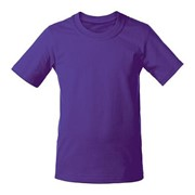 Футболка детская T-Bolka Kids, фиолетовая, 12 лет фото