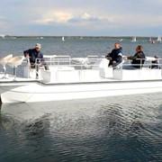 Многофункциональная плавучая платформа фото