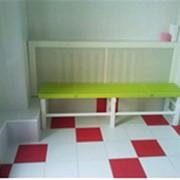 Скамья для раздевалки фото