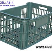 Перфорированный ящик, модель А114 фото
