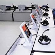 Лингафонный кабинет Tecnilab IDM Premium Лингафонная система Tecnilab IDM Premium IDL Кабинеты лингафонные фото