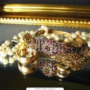 Золотые изделия фото