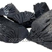 Уголь древесный твердых пород биг-бэг, мешки бумажные 10 кг фото