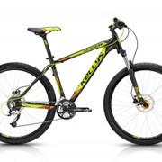 Велосипед Kellys Хардтейл 27,5: SPIDER 30 BLACK TOXIC фото