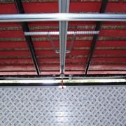 Теплые гаражные ворота фото