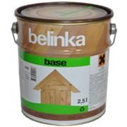 Антисептик для защиты древесных покрытий Belinka Base фото