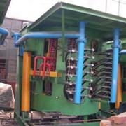 Установки канальные индукционные плавильные. фото