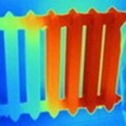 Тепловизионное обследование систем отопления фото