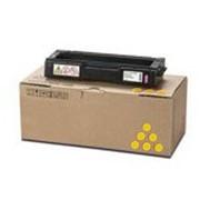 Принт-картридж высокой емкости, желтый, тип SPC310HE 406482 фото