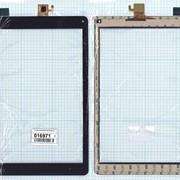 Сенсорное стекло (тачскрин) FPC-FC101J235-00 черный, Диагональ 10.1 фото