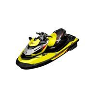 Гидроцикл Sea-Doo RXT STD Черно-желтый 260CA 2015 3-мест фото