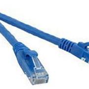 Патч-корд UTP, Cat.6, 0.5 м,синий Hyperline PC-LPM-UTP-RJ45-RJ45-C6-0.5M-BL фото